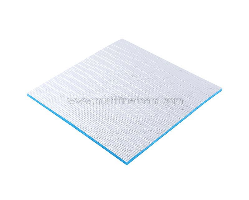 Thermal Breaking Insulation Foam With Double Sided Aluminum