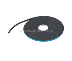 What is the Basic Tape Structure of Foam Tape?